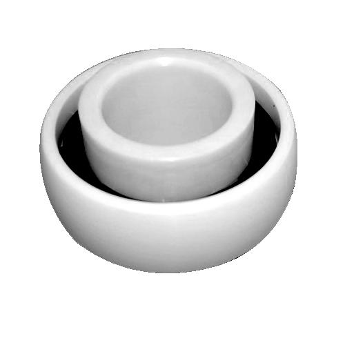 Rolamento da inserção de esferas de cerâmica